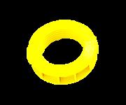Croker round surf button