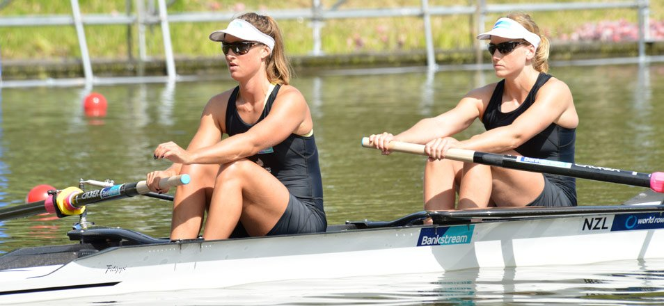 Coxless Double 2- Racing Boats